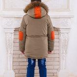 Акция 3 модели зимних классных курток
