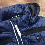 Детские куртки Icepeak демисезонные для мальчиков, рост 92-122 см