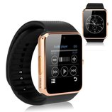 Часы Smart Watch Phone GT08 Gold на Сим карту