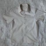 Рубашка F&F 6-7 лет 122 см.