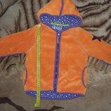 Махровая курточка, куртка, пиджак