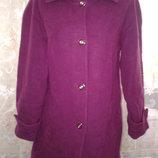Пальто, полу пальто кашемировое.