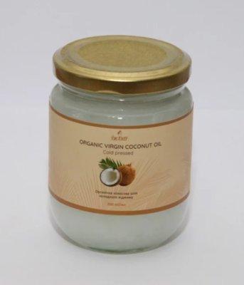 Органическое кокосовое масло .Шри Ланка .200 мл