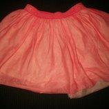 Яркая юбка Gap 6л