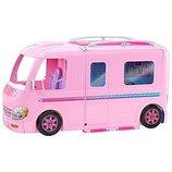 Barbie Волшебный раскладной фургон FBR34 DreamCamper