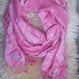 Классный шарф палантин 100%-Viscose