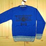 Детский свитер для мальчика Самолет р. 128-146 Beebaby Бибеби