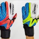 Перчатки вратарские Reusch FB-853 2 цвета, размер 8-10