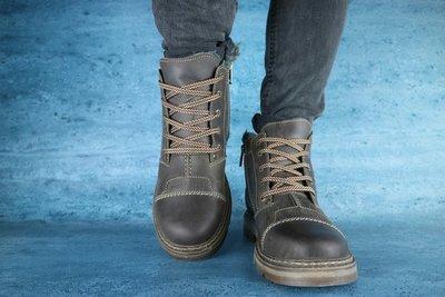 35f829794 Мужские зимние ботинки Westland brown: 1150 грн - мужские зимние ...