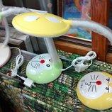 Лампа настольная детская светодиодная