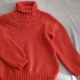 Яркий свитер Vertbaudet 8л