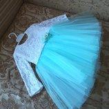 Нарядные платья для девочек на день рождение