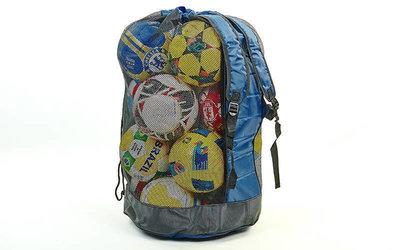 Сумка-Рюкзак на 20 мячей 4894 размер 85x50x45см