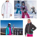 Детская двухсторонняя лыжная куртка Wed'ze