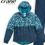 Зимняя горнолыжная куртка Crane®Германия.р.134/140 170/178