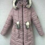 Зимнее пальто-парка 134,140р.