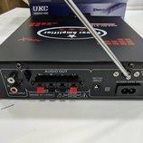 Усилитель звука UKC,стерео усилитель UKC videoke king AV 316