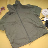 Стильная накидка,кофточка,ветровка,куртка с коротким рукавом,отличное состояние