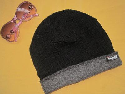 Тёплая двойная шапка на флисе George