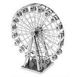 Metallic Nano Puzzle 3D чертовое колесо 7966