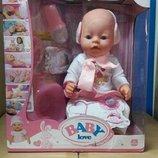 Пупс кукла Baby Love Baby born BL010 B