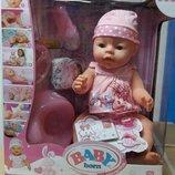 Кукла пупс Пупс Baby Born 8 функций BL009D-S