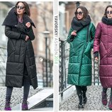 Пальто зима, очень теплое. Зимнее Качество супер