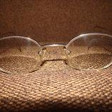 очки оправа Calvin Klein Titanium оригинал идеал винтаж