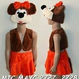 Костюм Мис Маус, костюм Микки Маус.