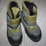 Зимние сапожки OUT TEx р-27,состояние на фото