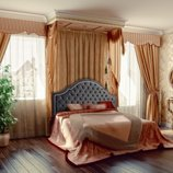 Кровать Катрин двуспальная