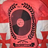 Брендовая стильная футболка Non Grada s-m