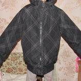 Продам куртка мужская, размер указано М, но полна мерка