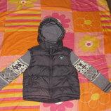 Продам куртка на мальчика на зиму размер 92, 98. на 2-3 лет