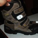 зимние ботинки ecco 36 размер с нюансом