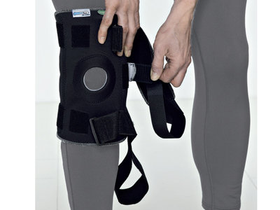 Бандаж активный Sensiplast оригинал идеал колено шина ортез