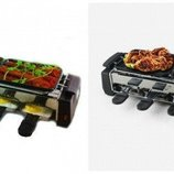 Электрический гриль-барбекю - Electric and Barbecue Grill HY9099А 8026