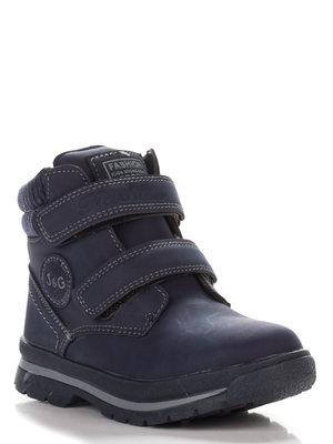 5d7468826 Ботинки зимние для мальчика, синие, на липучках, B-J571-1, Тм Jong ...