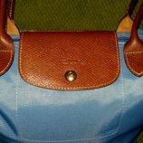Брендовая модная сумка Шопер Longchamp .Оригинал