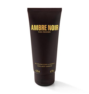 Парфюмированный Гель для Тела и Волос Ambre Noir