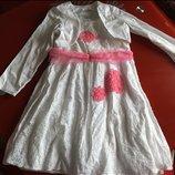 Нарядне плаття,нарядное платье 122см