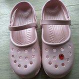 Кроксы Crocs оригинал идеальное сост, 27см