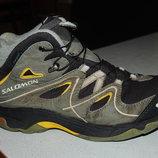 деми ботинки salomon 34 размер на мальчика