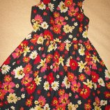 Красивое платье Bluezoo 10л