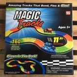 Супер Трек Magic Tracks 160деталей