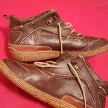 Кожаные мужские ботинки Josef Seibel