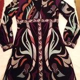 Очень красивое фирменное платье cache