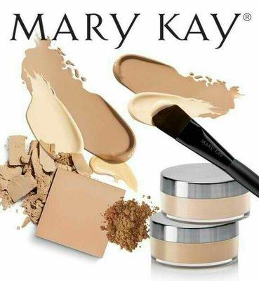Минеральная рассыпная компактная пудра mary kay Mary Kay Мери Кей Мэри Кэй Мері Кей