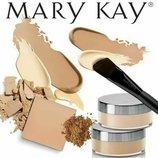 Минеральная рассыпная компактная пудра Mary Kay Мери Кей Мэри Кэй Мері Кей