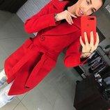 Очень красивое женское пальто до колен Пальто Оригинал Размер 42, 44, 46, 48